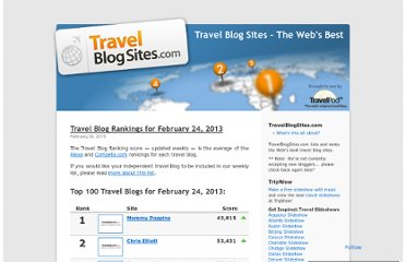 http://www.travelpod.com/travel-blog-sites