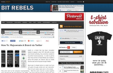 http://www.bitrebels.com/social/how-to-rejuvinate-a-brand-via-twitter/