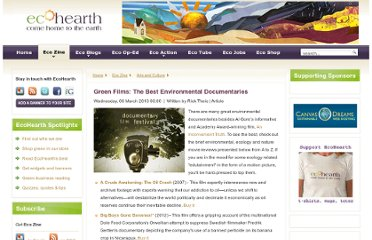 http://ecohearth.com/eco-zine/arts-and-culture/253-top-environmental-documentaries-.html