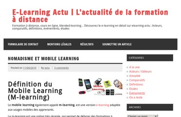 http://www.elearning-actu.org/mobile-learning/
