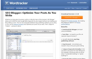 http://www.wordtracker.com/seo-blogger