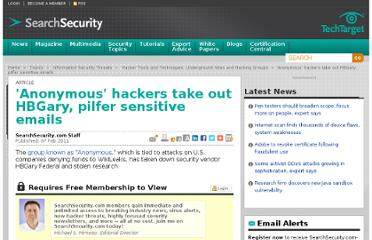 http://searchsecurity.techtarget.com/news/1527151/Anonymous-hackers-take-out-HBGary-pilfer-sensitive-emails