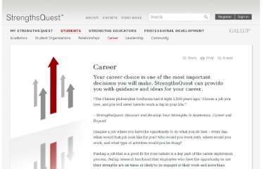 http://www.strengthsquest.com/content/141353/career.aspx