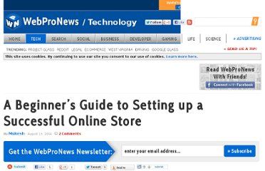 http://www.webpronews.com/a-beginners-guide-to-setting-up-a-successful-online-store-2004-08