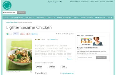 http://www.marthastewart.com/313256/lighter-sesame-chicken