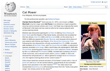 http://en.wikipedia.org/wiki/Cat_Power