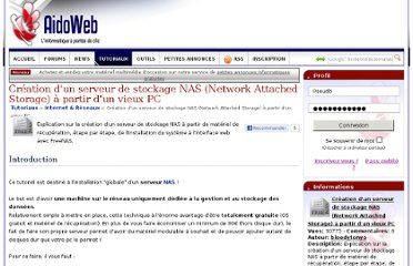 http://www.aidoweb.com/tutoriaux/creation-serveur-stockage-nas-network-attached-storage-partir-vieux-pc-606