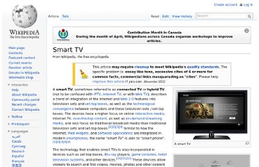 http://en.wikipedia.org/wiki/Smart_TV