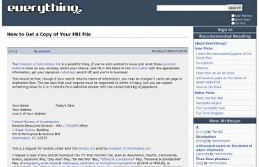 http://everything2.com/title/How+to+Get+a+Copy+of+Your+FBI+File