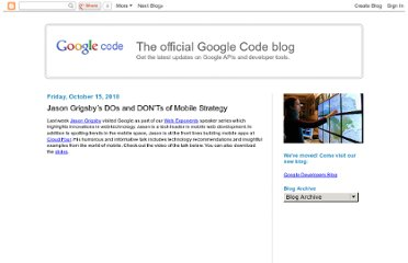 http://googlecode.blogspot.com/2010/10/jason-grigsbys-dos-and-donts-of-mobile.html
