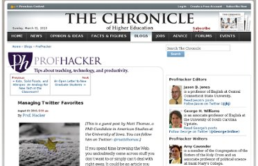 http://chronicle.com/blogs/profhacker/managing-twitter-favorites/26119