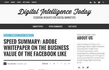http://socialcommercetoday.com/speed-summary-adobe-whitepaper-on-the-business-value-of-the-facebook-like/