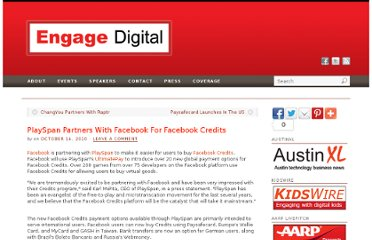 http://www.engagedigital.com/blog/2010/10/14/playspan-partners-with-facebook-for-facebook-credits/