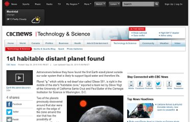 http://www.cbc.ca/news/technology/story/2010/09/29/science-habitable-exoplanet-gliese.html
