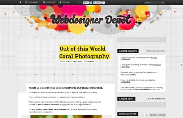 http://www.webdesignerdepot.com/2010/02/out-of-this-world-coral-photography/