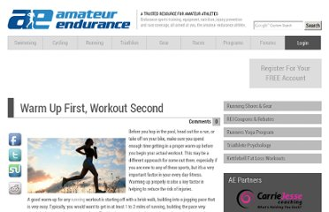 http://www.amateurendurance.com/running-training/article/warm-up-first-workout-second/