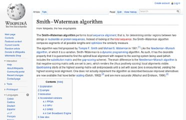 http://en.wikipedia.org/wiki/Smith%E2%80%93Waterman_algorithm