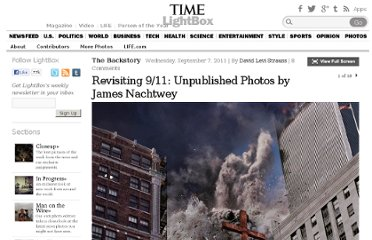http://lightbox.time.com/2011/09/07/revisiting-911-unpublished-photos-by-james-nachtwey/#1