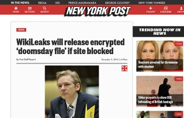 http://www.nypost.com/p/news/international/wikileaks_assange_will_release_encrypted_TMdRdOm0JfvW4Z9rjWwLQO#comments