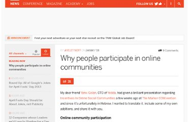 http://thenextweb.com/2008/05/24/why-people-participate-in-online-communities/