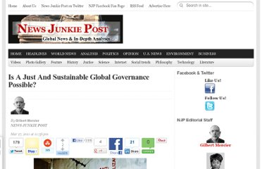 http://newsjunkiepost.com/2011/03/27/is-a-just-and-sustainable-global-governance-possible/