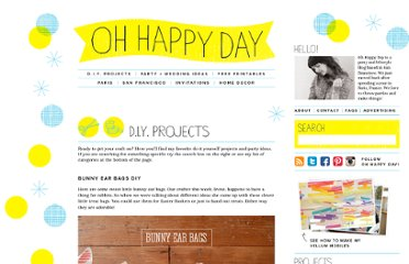 http://ohhappyday.com/category/diy-projects/page/2/
