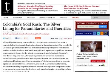 http://www.truth-out.org/colombias-gold-rush-silver-lining-paramilitaries-and-guerrillas/1315414110