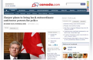 http://www.canada.com/news/Harper+plans+bring+back+extraordinary+anti+terror+powers+police/5361176/story.html