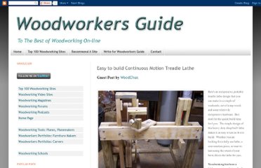 http://www.woodworkers-online.com/2011/02/easy-to-build-continuous-motion-treadle.html