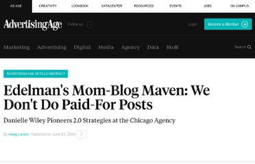http://adage.com/article/digital/pr-agency-social-media-chief-talks-blogging-paid-posts/137313/