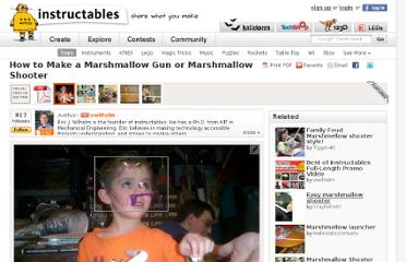 http://www.instructables.com/id/Marshmallow-gun/