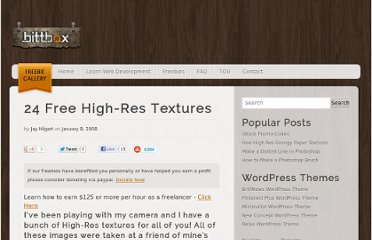 http://www.bittbox.com/freebies/24-free-high-res-textures