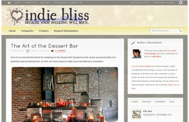 http://indiebliss.com/the-art-of-the-dessert-bar/