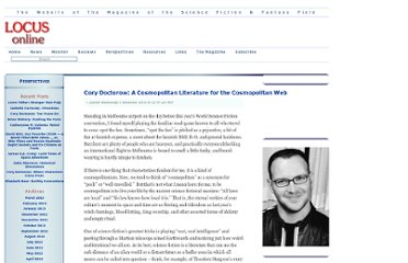 http://www.locusmag.com/Perspectives/2010/11/cory-doctorow-a-cosmopolitan-literature-for-the-cosmopolitan-web/
