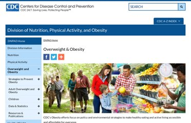 http://www.cdc.gov/obesity/index.html
