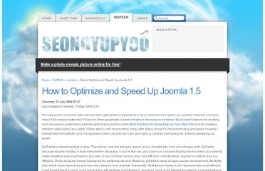http://seongyupyoo.com/sci-tech/joomla/14-how-to-optimize-and-speed-up-joomla-15