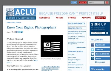 http://www.aclu.org/free-speech/know-your-rights-photographers