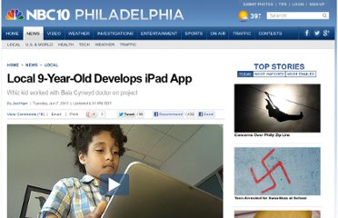http://www.nbcphiladelphia.com/news/local/Local-9-Year-Old-Develops-iPad-App-123354263.html
