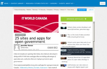 http://www.itworldcanada.com/news/25-canadian-open-government-sites-apps/141291