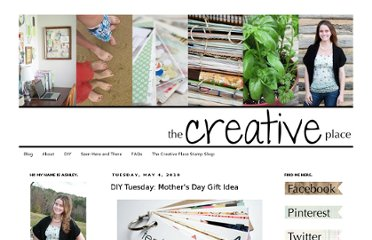 http://thecreativeplace.blogspot.com/2010/05/diy-tuesday-mothers-day-gift-idea.html