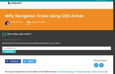 http://www.sitepoint.com/navigation-using-css/