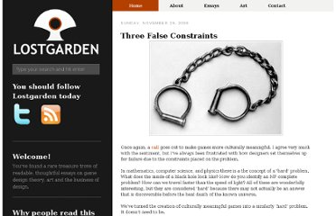 http://www.lostgarden.com/2009/11/three-false-constraints_29.html
