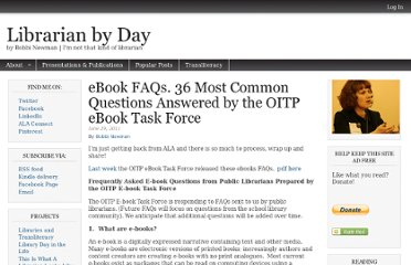 http://librarianbyday.net/2011/06/29/ebook-faqs-36-most-common-questions-answered-by-the-oitp-ebook-task-force/