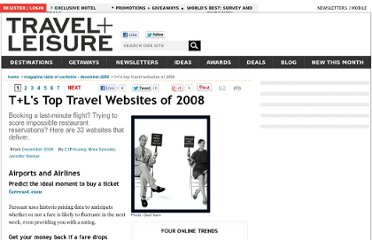 http://www.travelandleisure.com/articles/t-l-top-travel-websites-of-2008