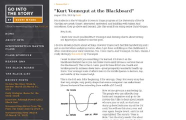 http://gointothestory.blcklst.com/2010/08/kurt-vonnegut-at-blackboard.html