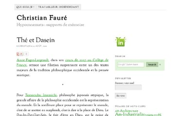 http://www.christian-faure.net/2010/08/22/the-et-dasein/
