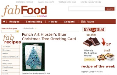 http://www.fabulousfoods.com/articles/27917/punch-art-hipster-s-blue-christmas-tree-greeting-card