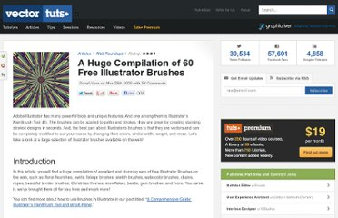 http://vector.tutsplus.com/articles/web-roundups/a-huge-compilation-of-60-free-illustrator-brushes/