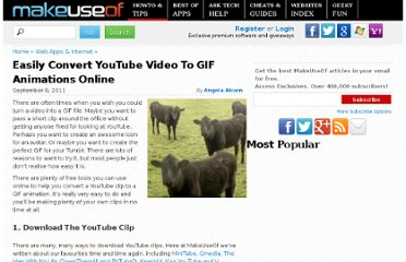 http://www.makeuseof.com/tag/convert-youtube-clips-gif-animations-free-online/