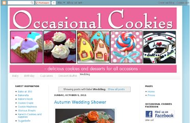 http://occasionalcookies.blogspot.com/search/label/Wedding
